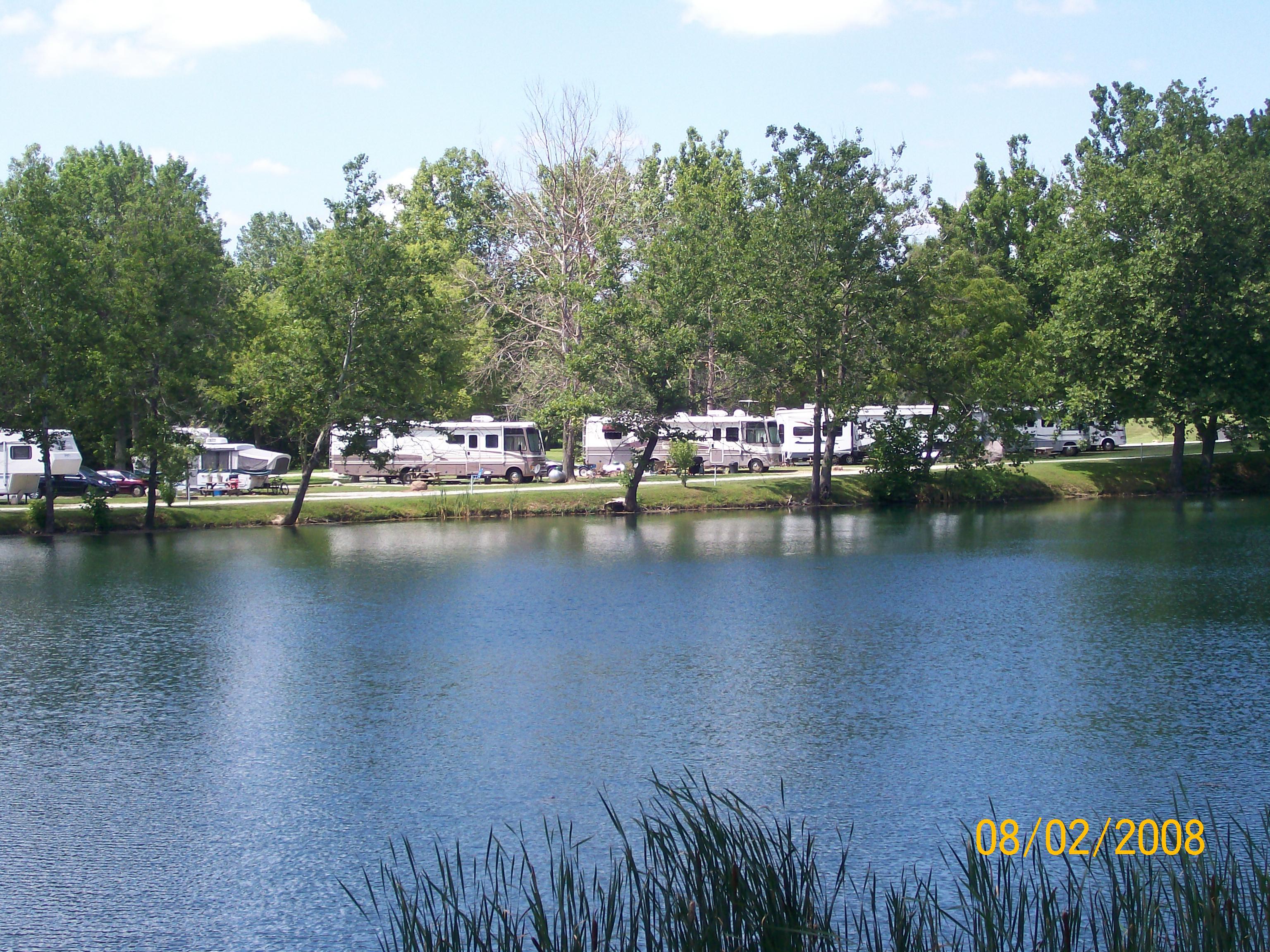 Thorntree Lake
