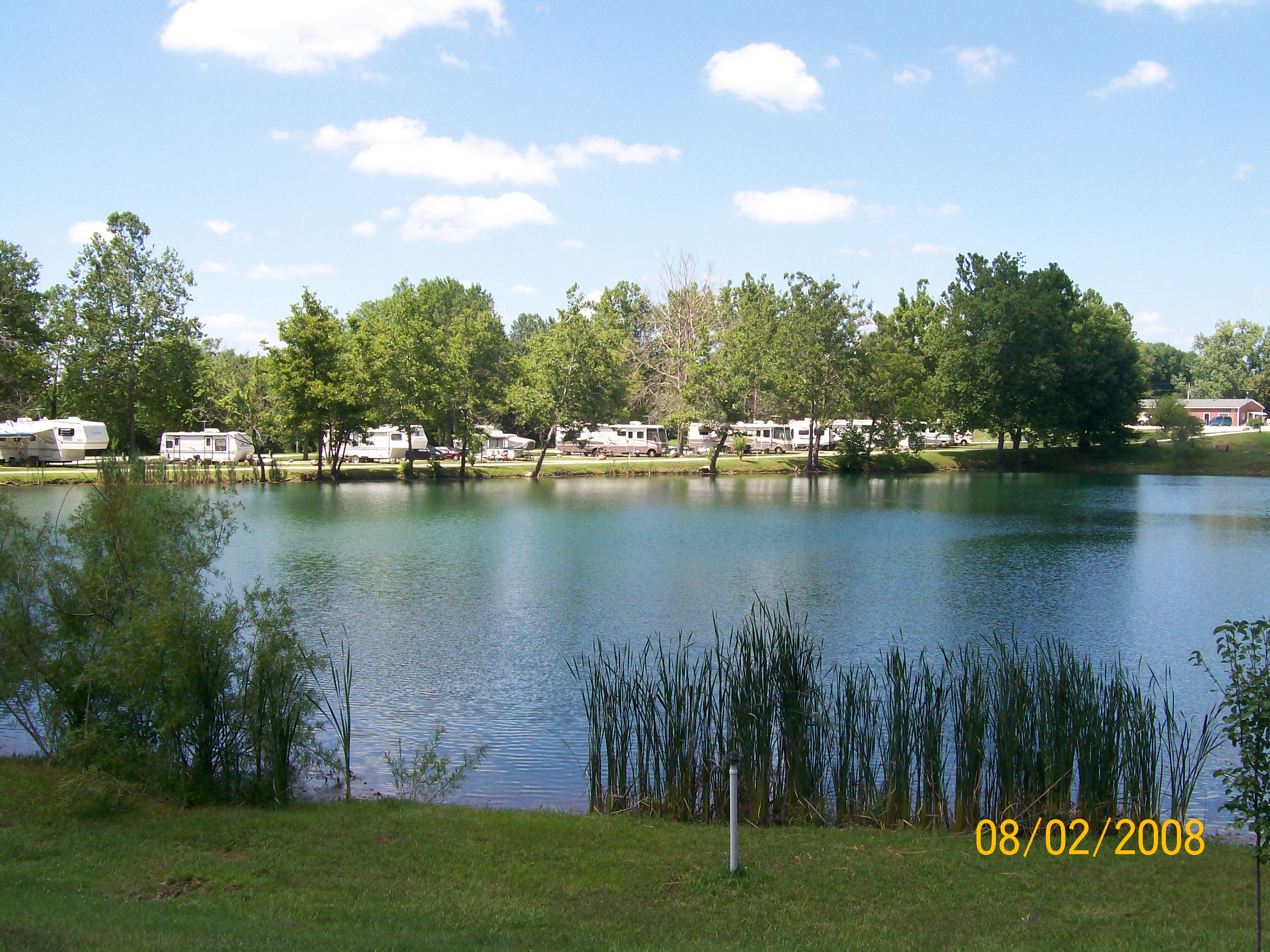 Thorntree Lake
